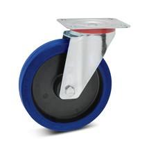 Zwenkwiel Wicke van elastisch massief rubber, laat geen strepen achter