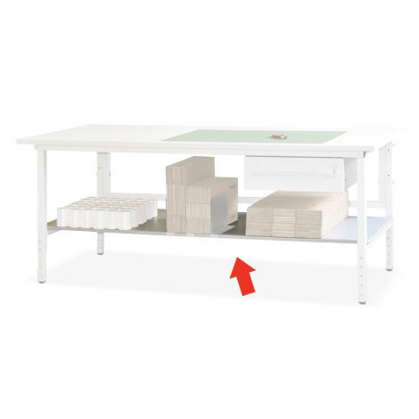 Zwischenboden für Packtisch 1600