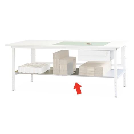Zwischenboden für Packtisch Classic und Multiplex