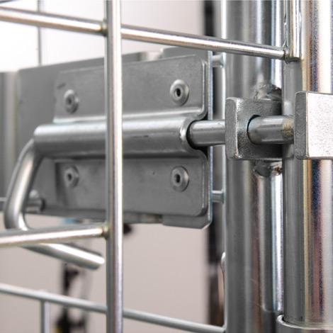 Zwischenböden für Stahl-Rollbehälter in Euro-Maß